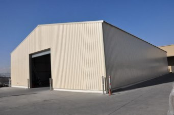 Steel Buildings-Warehouse